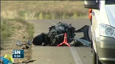 Cuatro muertos en una accidente en Valladolid
