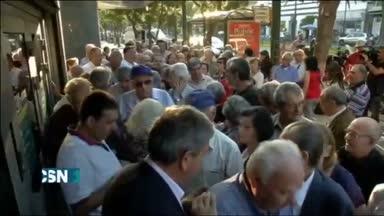 Grecia, a la espera del referendum