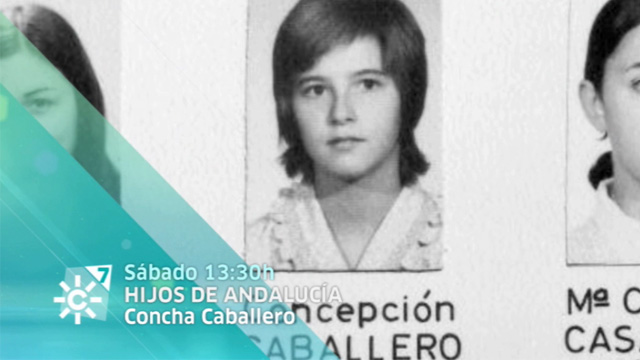 Hijos de Andaluc�a: Concha Caballero