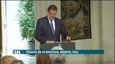Rajoy presume de la situaci�n econ�mica