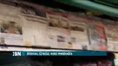 El turismo sigue llegando a Grecia
