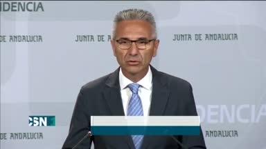 Gobierno andaluz sobre dimisi�n Villafranca
