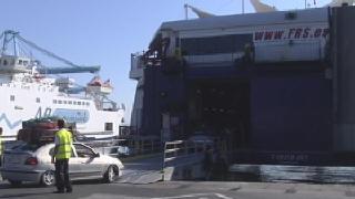 Mucha actividad en puertos de Algeciras y Motril