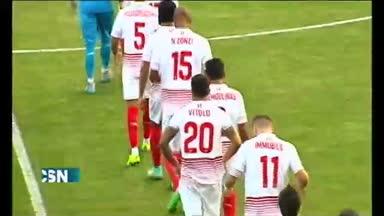 Watford 0-1 Sevilla FC