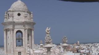 Visita a las torres de la Catedral de C�diz