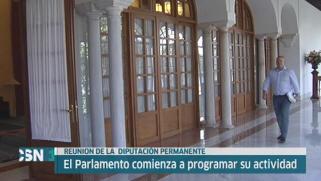 El Parlamento andaluz vuelve al trabajo