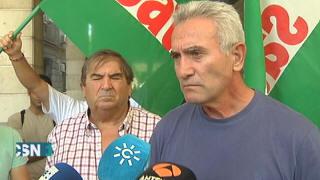 En libertad Diego Ca�amero