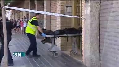 Doble homicidio en Valencia