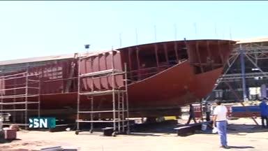 Astilleros Sevilla entrega su primera embarcaci�n