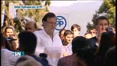 Rajoy comienza el curso pol�tico