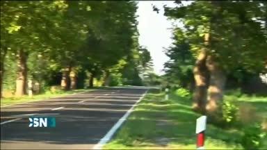 Hungr�a levanta una valla en la frontera
