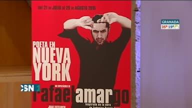 Exito de Rafael Amargo en El Jeneralife