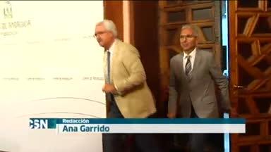 Destituci�n de la Directora General de Minas