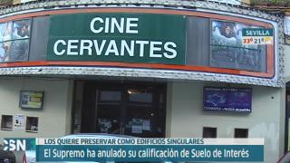 Sevilla preservar� sus cines