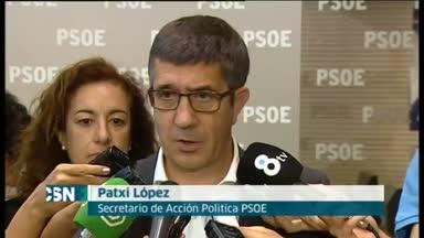 PSOE rechaza oferta pacto