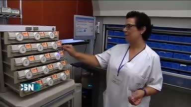 Innovaci�n en dispensaci�n medicinas