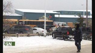 Cuatro muertos por disparos en Canad�
