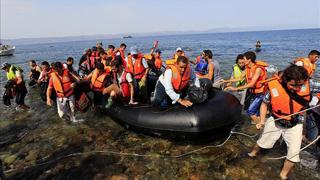 Canal Sur, con los refugiados en Grecia