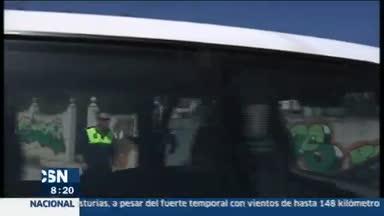 Guardias civiles investigados crimen Luc�a Garrido