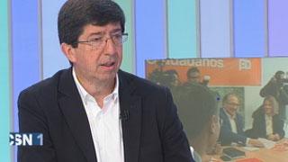 Mar�n pone un suficiente al acuerdo con el PSOE