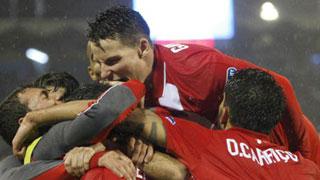 Celta 2-2 Sevilla