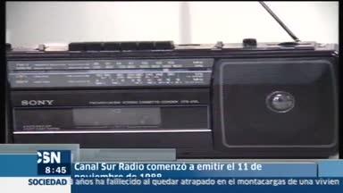 Canal sur celebra el D�a Internacional de la Radio