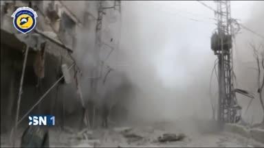 Acuerdo para alto el fuego en Siria