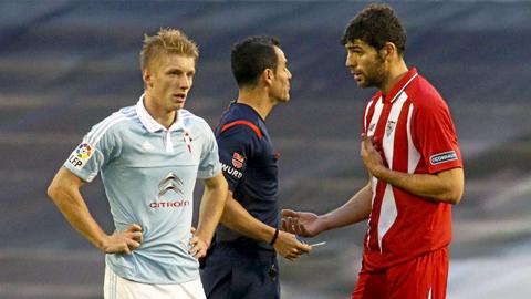 Celta 1-1 Sevilla