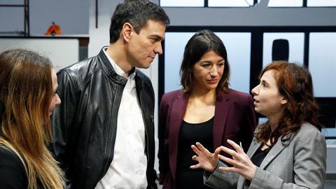 S�nchez se re�ne con Rajoy esta semana