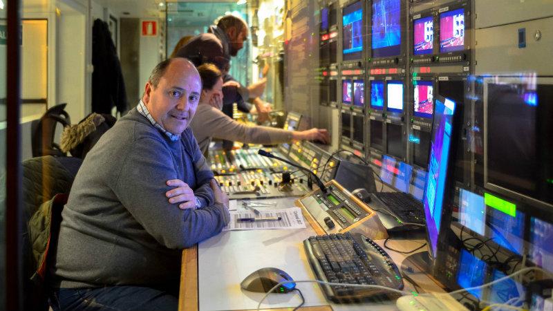 El Realizador De Canal Sur Juan Valentín Gamazo, Premio Talento De La  Academia De Televisión
