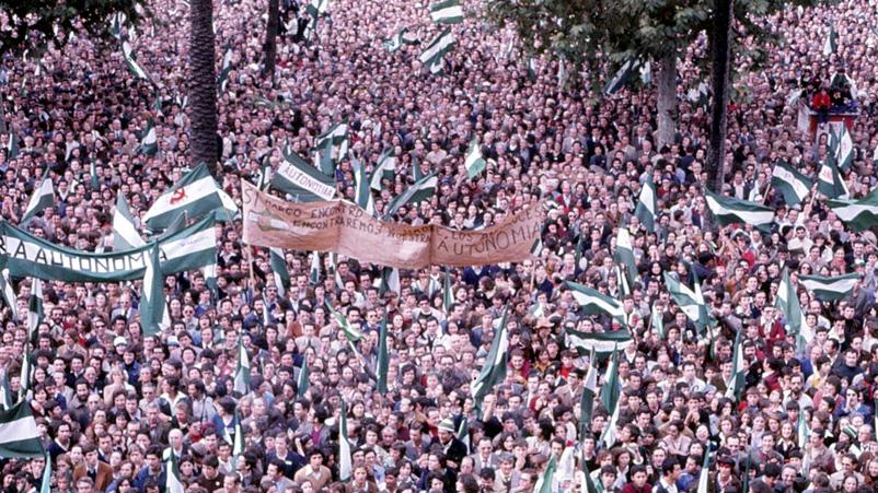 La historia que confluyó en el Estatuto de Autonomía de Andalucía