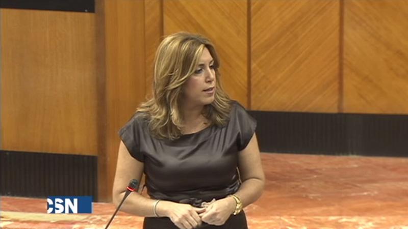 Díaz anuncia que los empleados públicos recibirán en julio una subida salarial del 1 -por ciento
