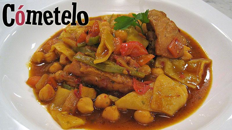 Enrique s nchez elabora un exquisito pollo en salsa con androjos este martes - Cocina canal sur ...