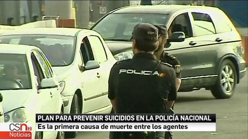 El suicidio es la primera causa de muerte en la Policía Nacional