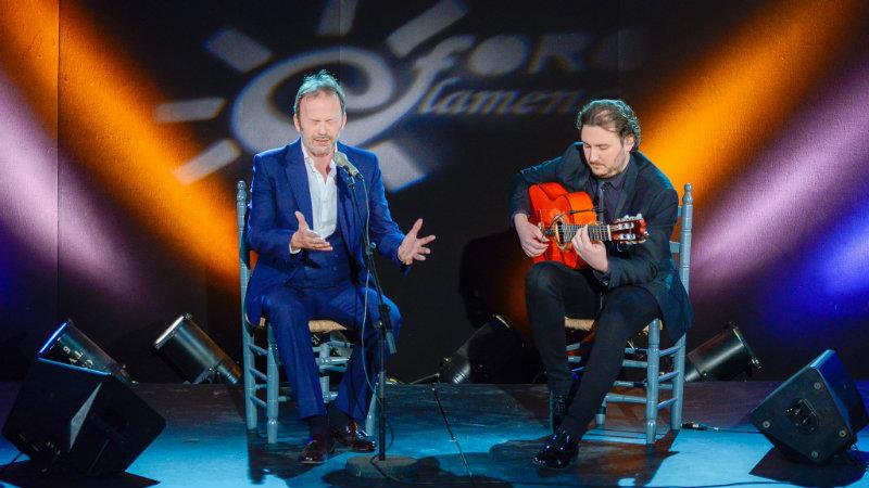 Artistas cordobeses protagonistas del foro flamenco - Foro de sonseca ...
