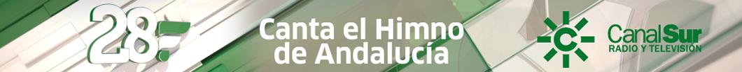 Canta el Himno de Andalucía