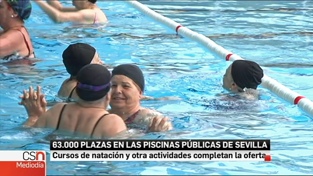 Las Piscinas El Mejor Recurso Cuando No Hay Playa En Sevilla Hay