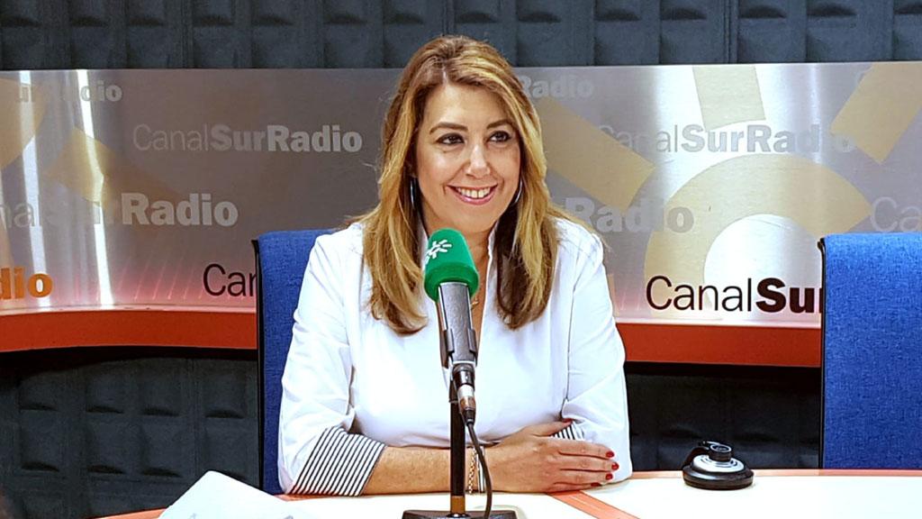 Susana Díaz: `El contrato con Navantia se va a mantener`
