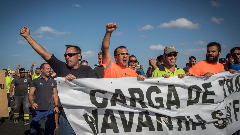 Los trabajadores de Navantia suspenden las movilizaciones