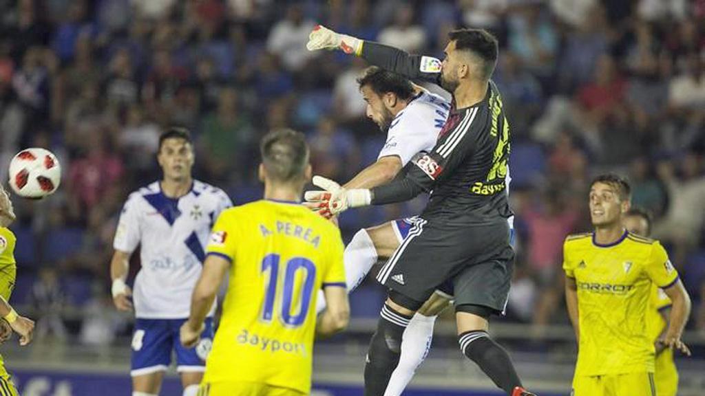 12: El Cádiz evita la prórroga en el minuto 91