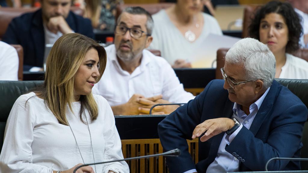 PSOE y PP aprueban el dictamen de la Ley electoral