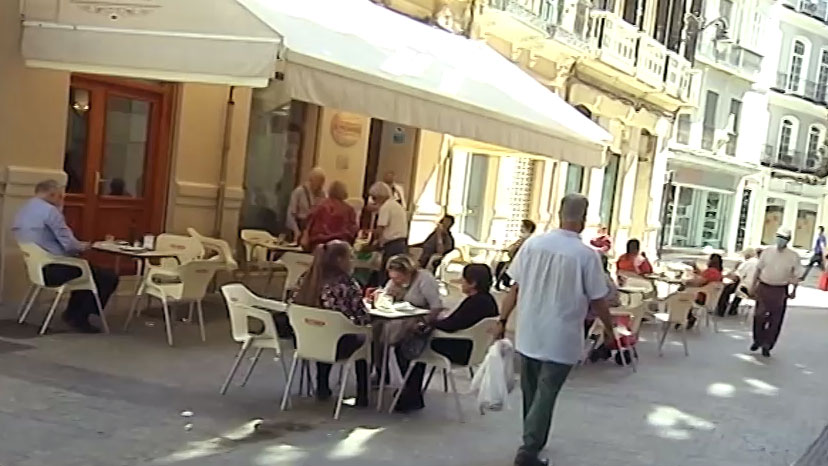 Decepción en el sector turístico malagueño