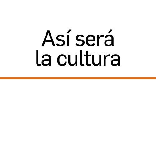 Así será la cultura en 2020
